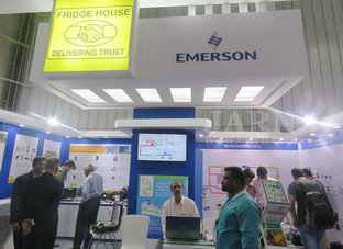 Emerson at Acrex -live-