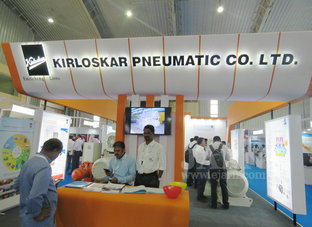 Kirloskar at Acrex -live-