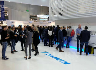 Daikin at MCE 2018, Milano